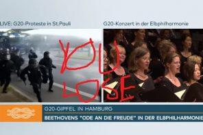 Das große Toben und Proben in Hamburg – Der Staat testet den Ausnahmezustand