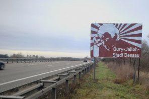 """Interview mit der """"Oury-Jalloh-Stadt Dessau"""""""