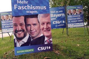 Ab wann ist Faschismus? – Um etwas zu tun, müssen wir ihn sehen